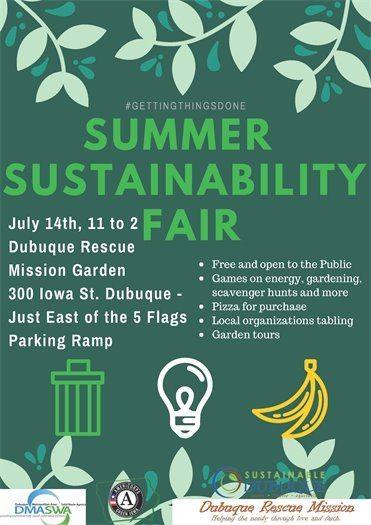 Summer Sustainability Fair