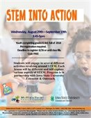 STEM INTO ACTION