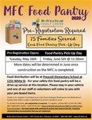 MFC Food Pantry - June 5th at Prescott