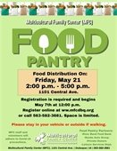MFC Food Pantry