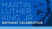 MLK Jr. Birthday Celebration