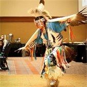 Meskwaki Dancer
