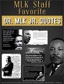 MFC Staff Favorite MLK Quotes