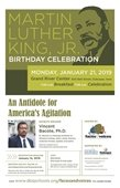 MLK Birthday Breakfast Celebration