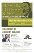 MLK Birthday Breakfast Celebration