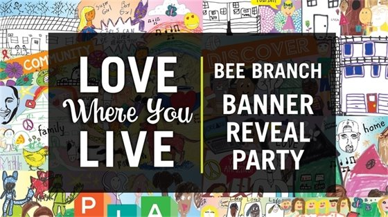Love Where You Live: Reveal Party