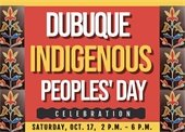Dubuque Indigenous Peoples' Day Celebration