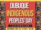 Dubuque Indigenous Peoples' Day Celebration