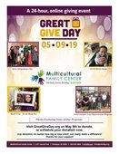 Support the MFC on Great Give Day