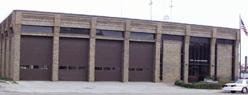 Fire Department Headquarters, Station 1