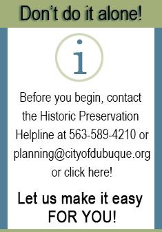 Preservation Help Button