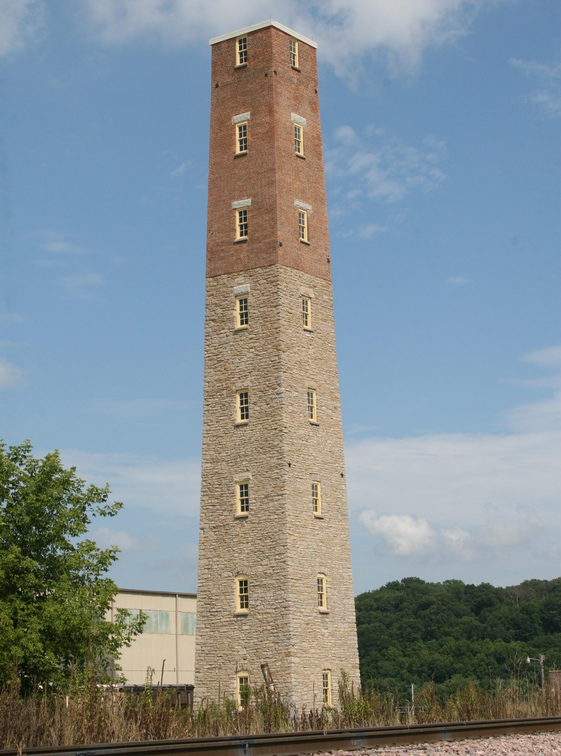 Shot Tower-Website photo.JPG