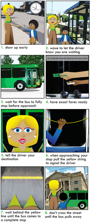 How to Ride the Bus