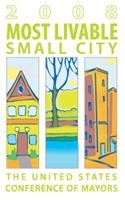 Most Livable Small City Logo
