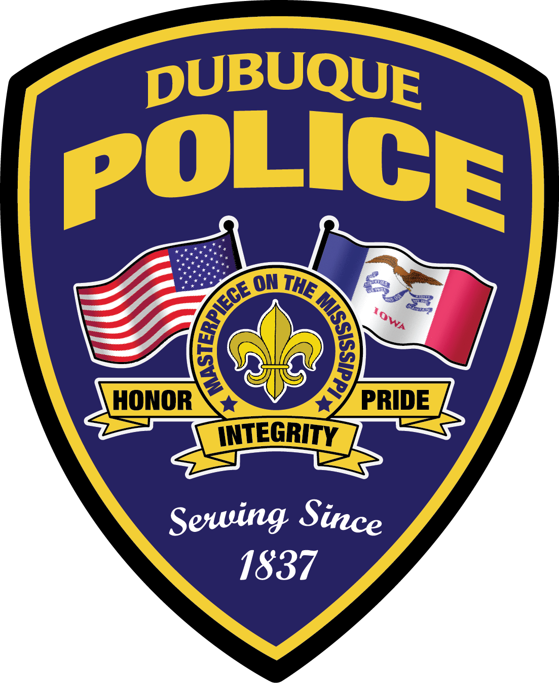 DPD Patch 2012_Transparent Background