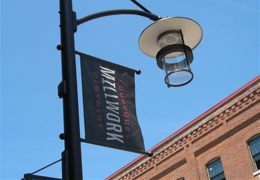 Millwork District_Sign