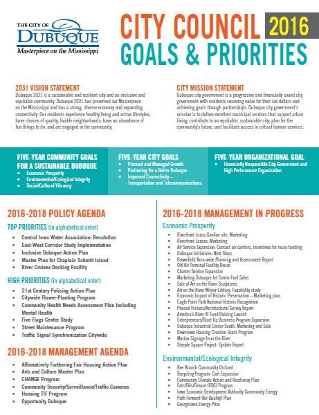 Council Goals_Priorities 2016