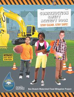 Construction Safety Activity Book Thumbnail