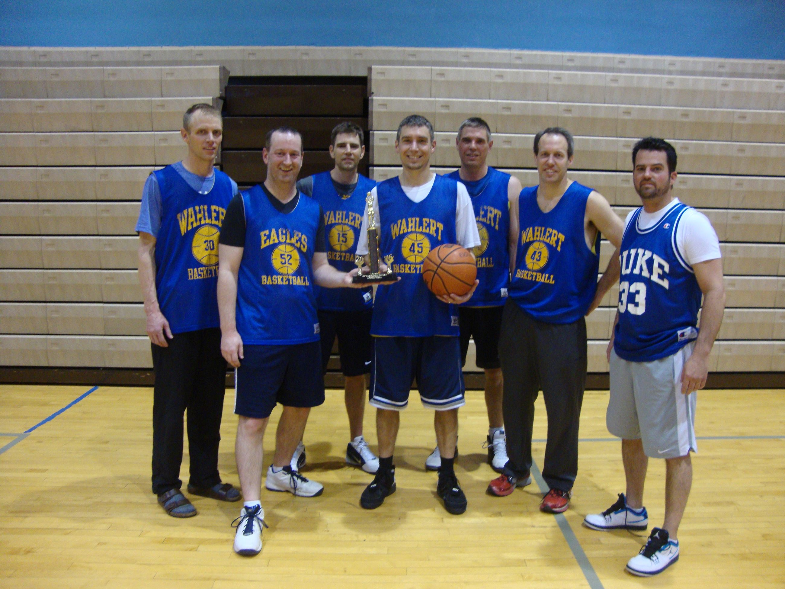 Wahlert 94 - Masters Division Consolation Champion