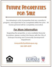 Future Properties Informational Flyer