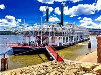 American Queen in Dubuque