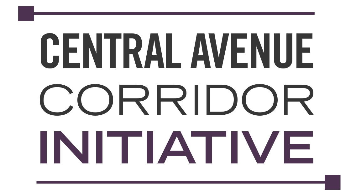 Central Avenue Corridor Initiative brochure image
