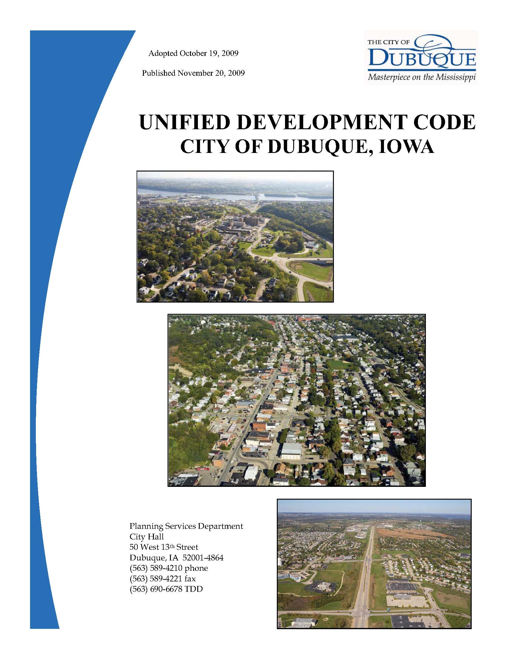 Unified Development Code Cover