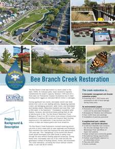 Creek Restoration Handout Thumbnail
