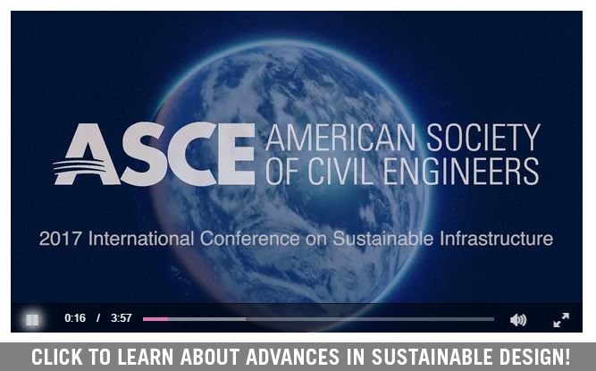 ASCE Sustainability video