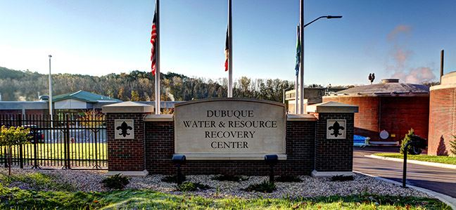 Dubuque Water and Resource Recovery Center