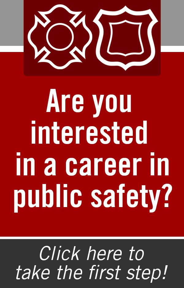 Public Safety Career Information