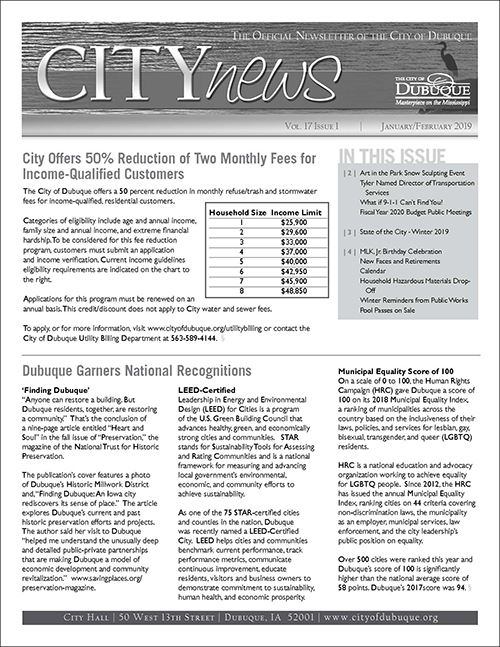 City News January-February 2019