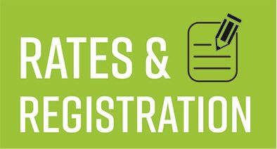 Rates and Registration