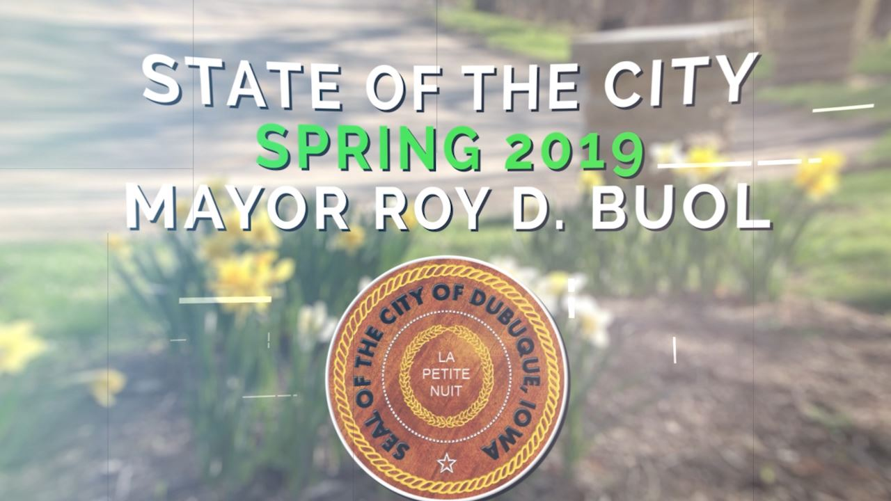 Spring 2019 State of the City Graphic