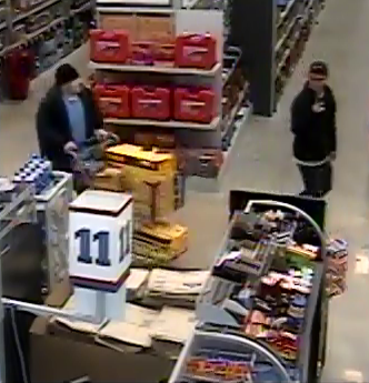 Suspects in Theft case