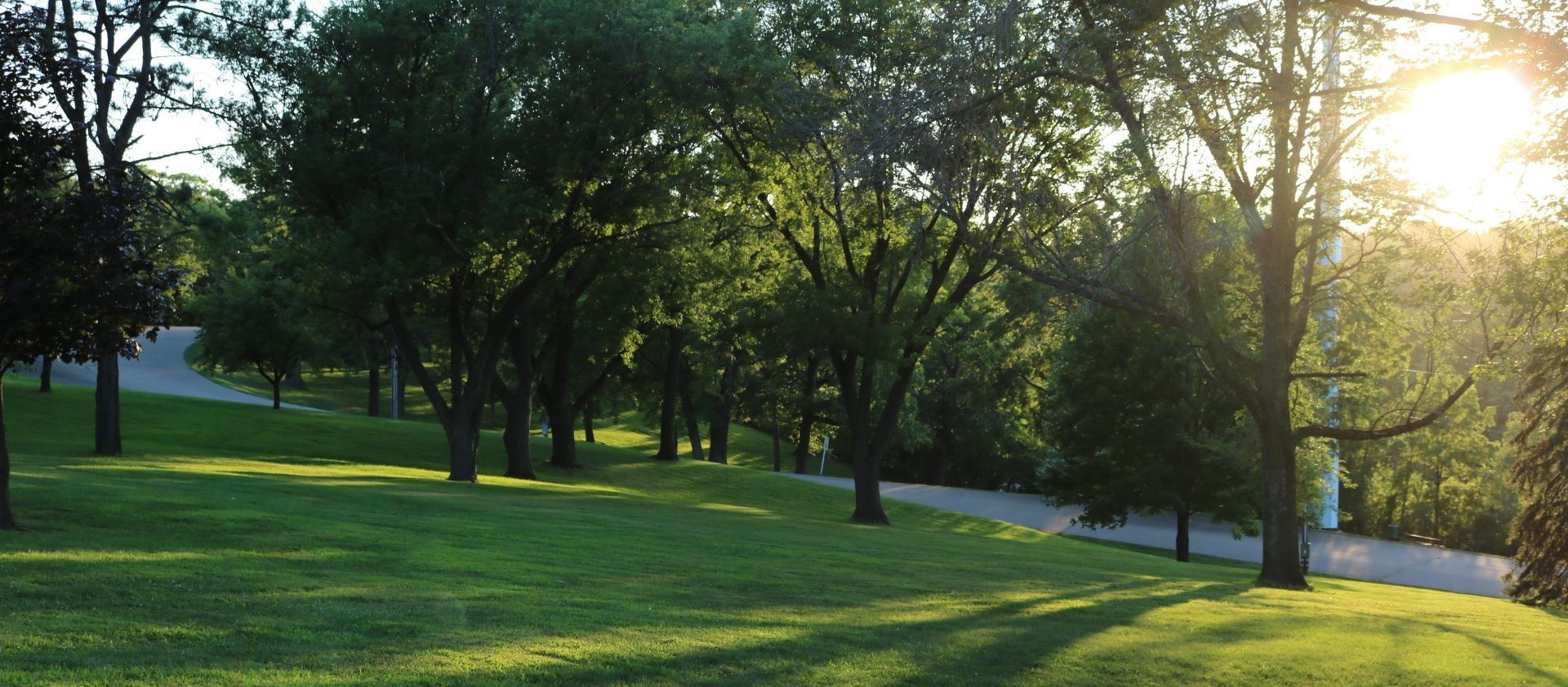 Murphy Park is an 80 park with plenty of multipurpose green space.