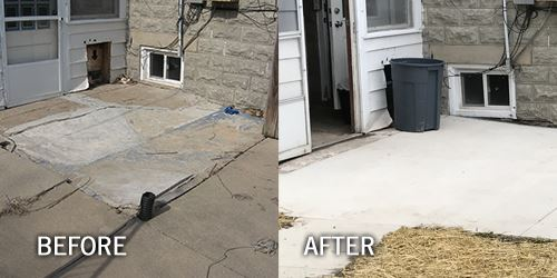 concrete before and after web
