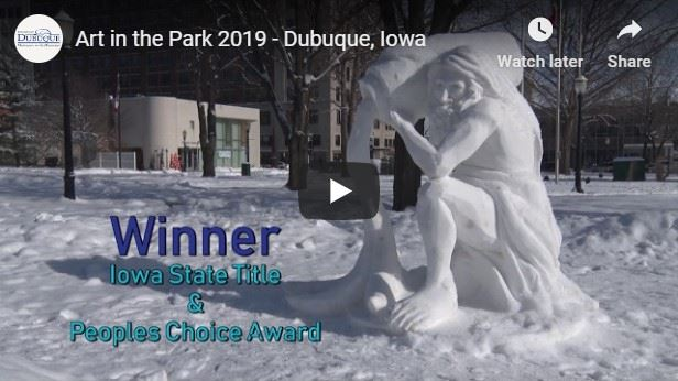 Play image for 2019 Snow Sculpt event video
