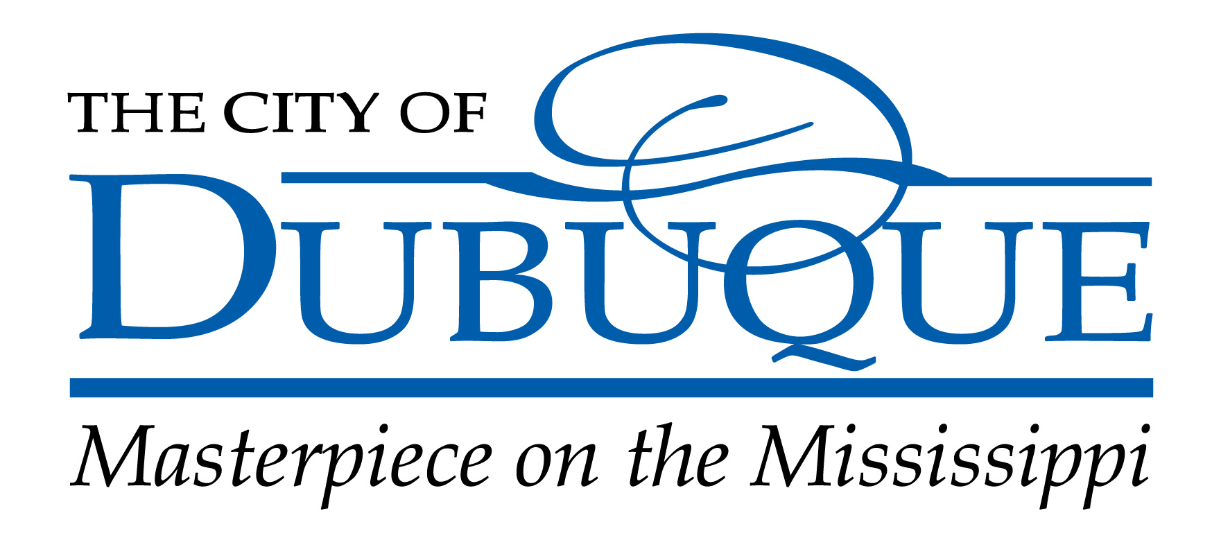 Logo_City of Dubuque_color