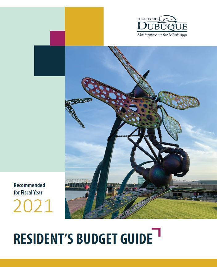 FY21 Residents Guide Cover Page