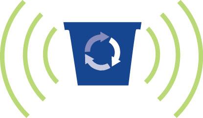 Smarter Discards logo