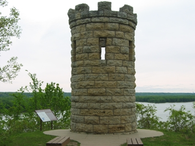 Julien Dubuque Monument